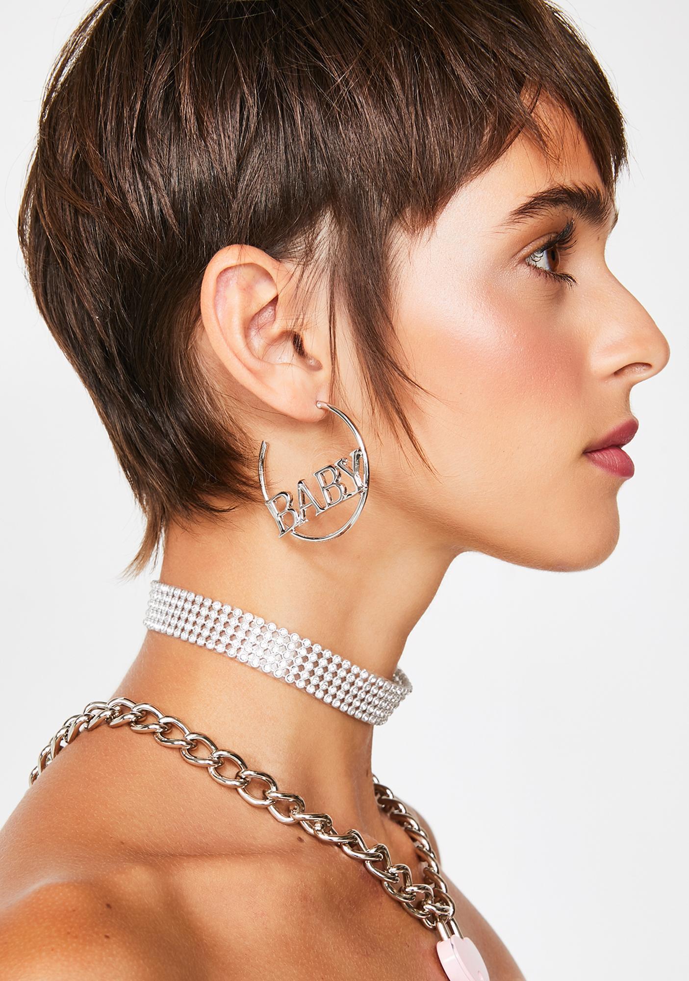 It'z All Good Hoop Earrings