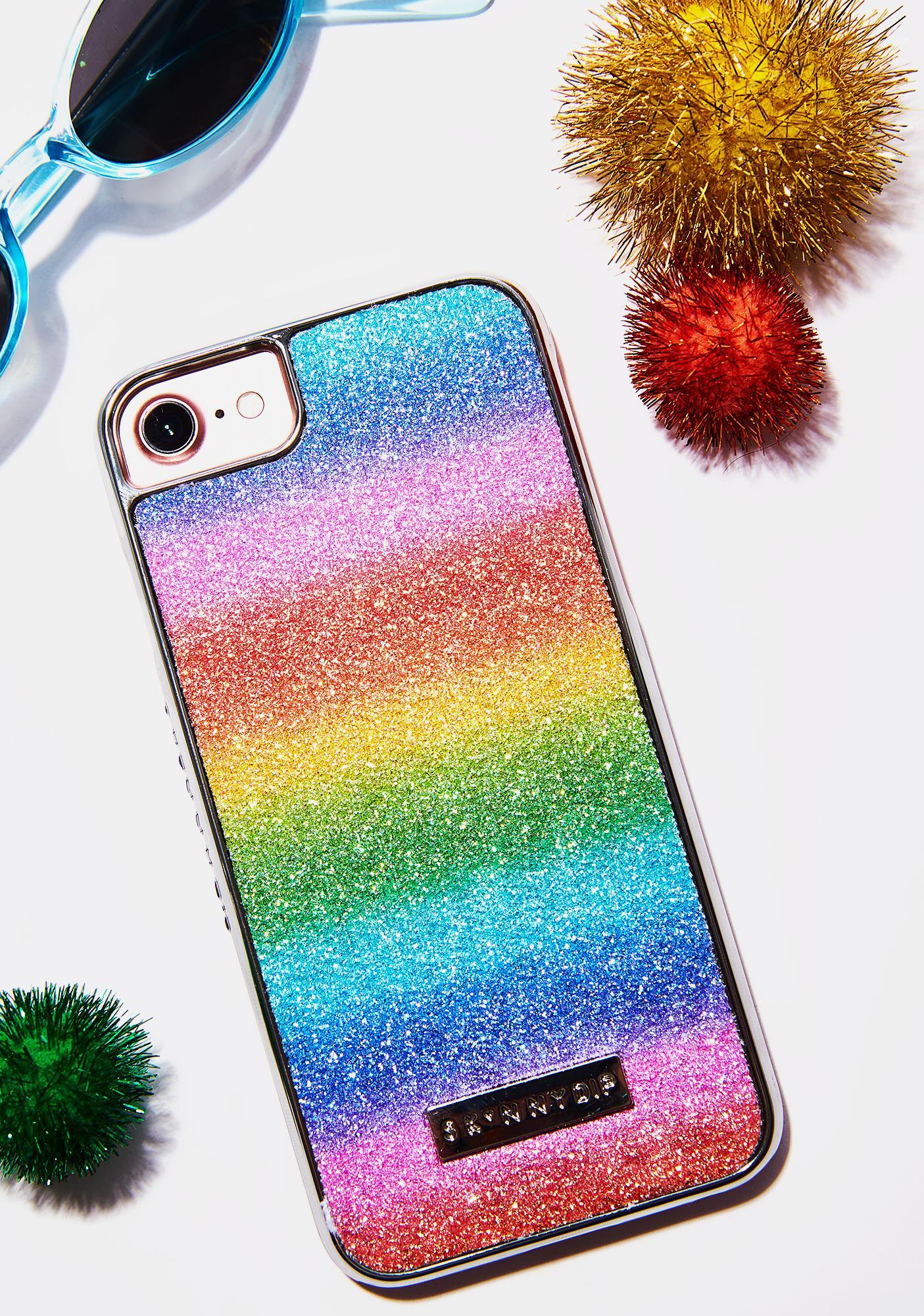 Skinnydip Rainbow Paris Iphone Case