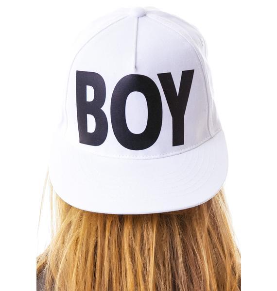 BOY London BOY Cap