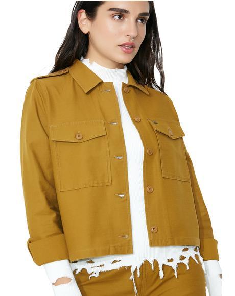 Audrey Bdu Shirt