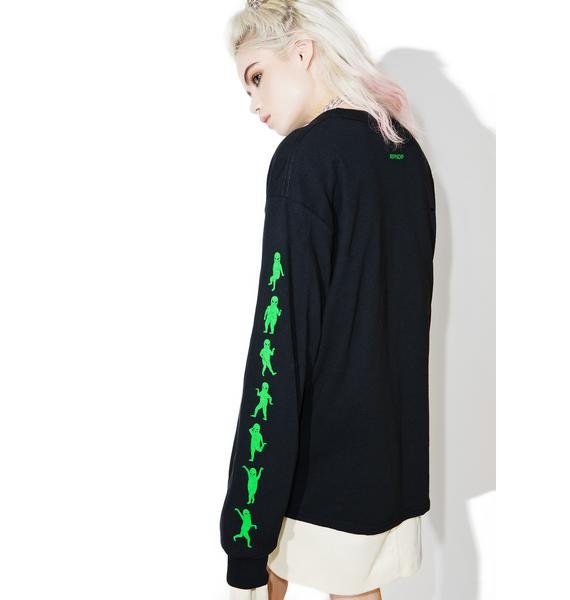 RIPNDIP Dance Alien Long Sleeve
