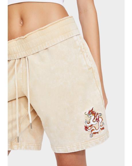 Dragonerm Sweat Shorts
