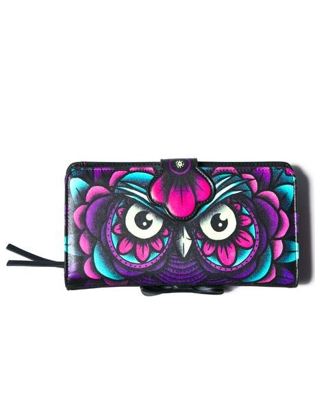 What A Hoot Wallet