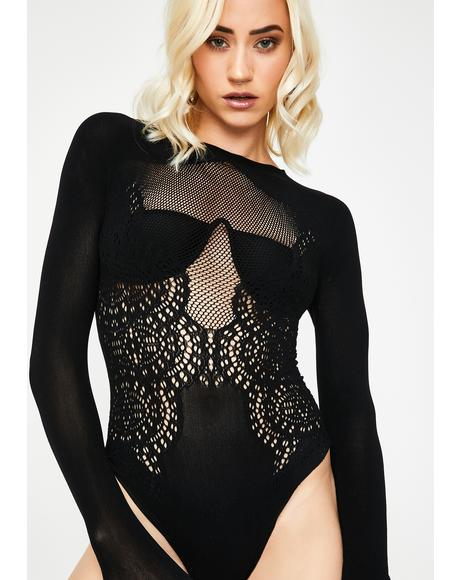 Lover Abroad Lace Bodysuit