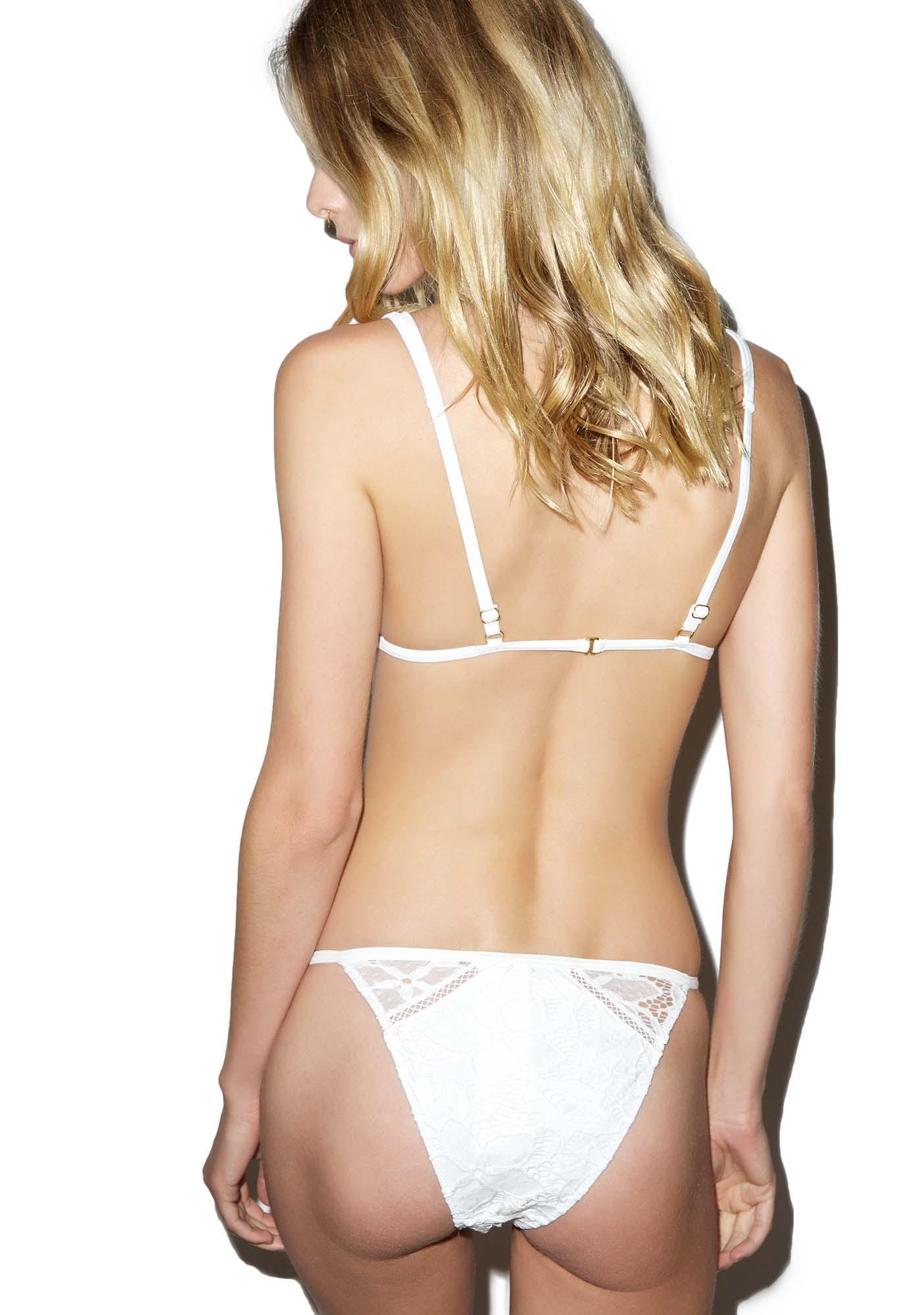 Somedays Lovin Coco Lace Bikini Bottom