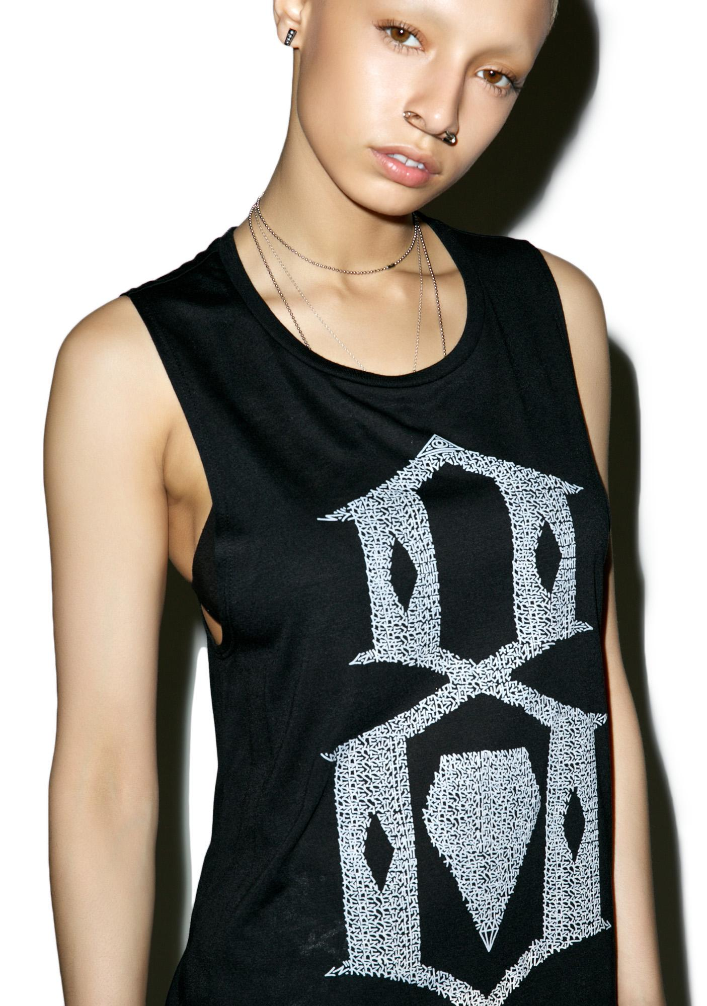 Rebel8 Roll Call Muscle Tee