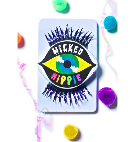 Wicked Hippie Mercy Glitter Death Lashes
