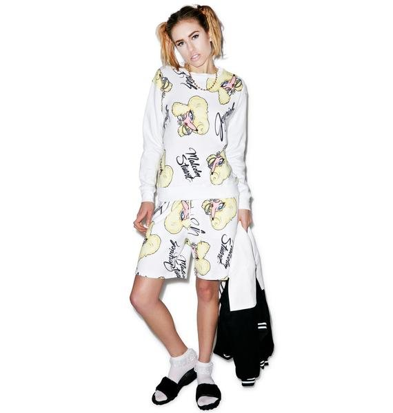 Joyrich Rich Bitch Signature Crew Pullover