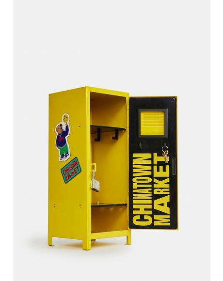 Smiley Mini Locker