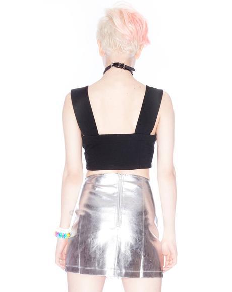 Heavy Metal Skirt