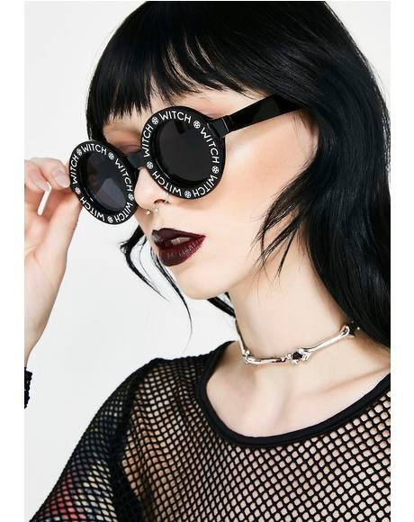 Season Of The Witch Sunglasses