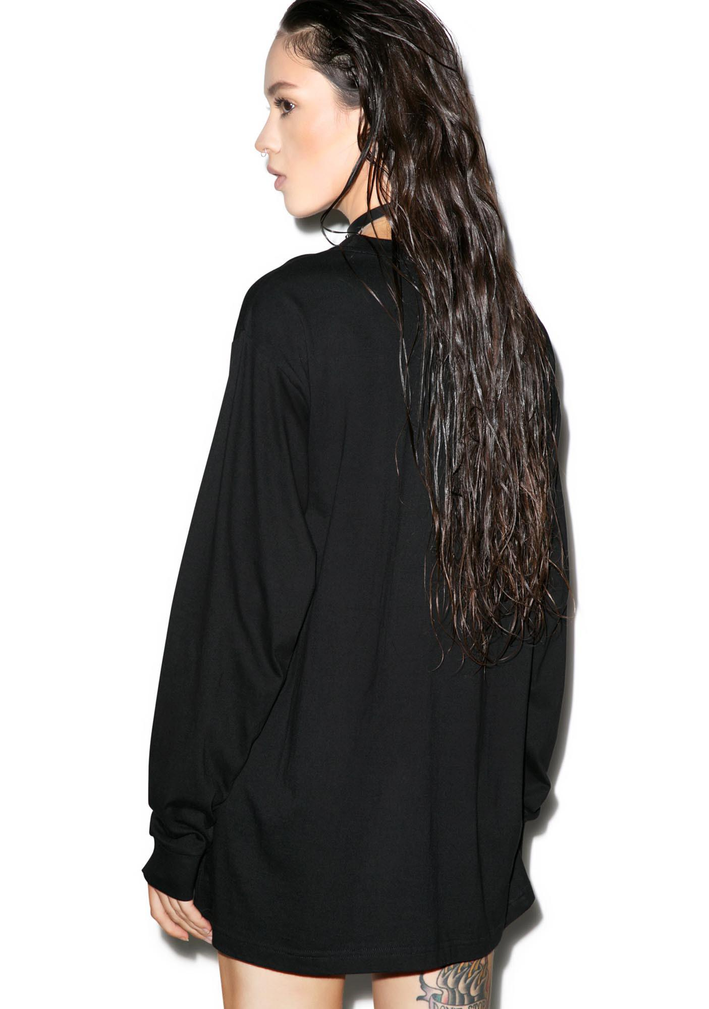 Long Clothing Grace Long Sleeve Tee
