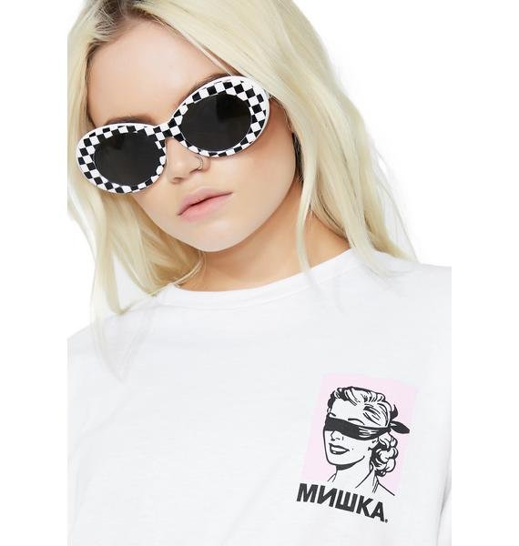 Mishka Arms Wide Open Tee