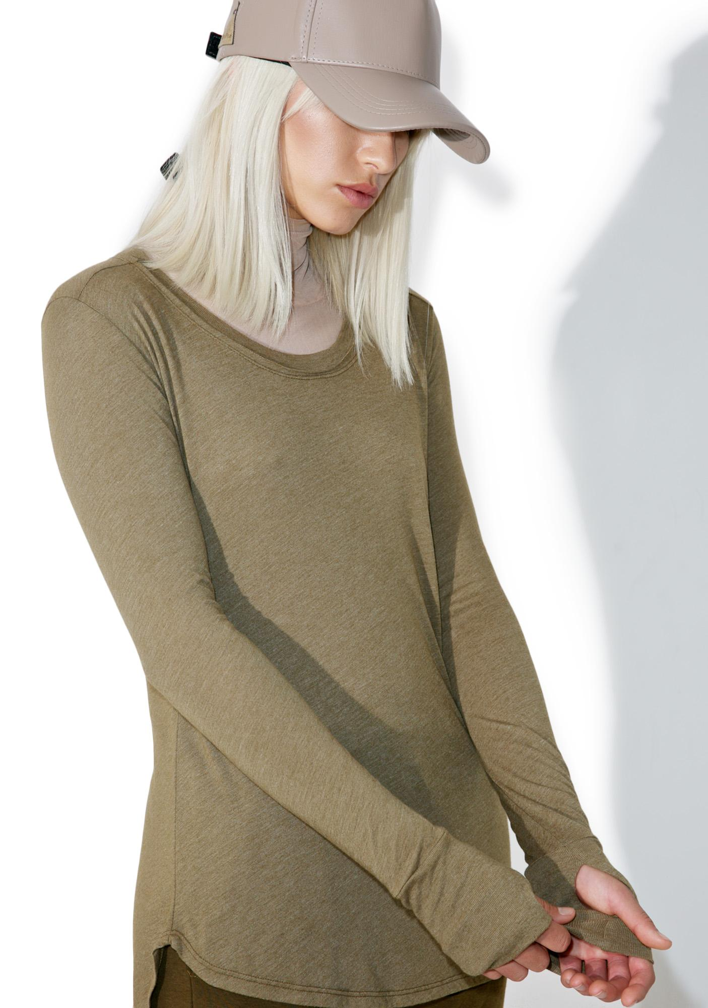 Groceries Apparel Vail Long Sleeve Tee