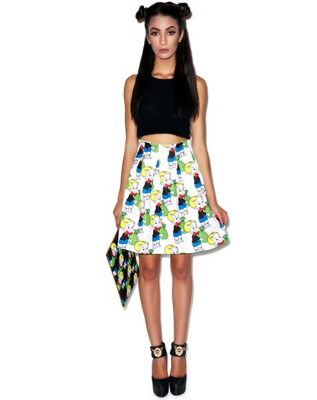 Richie Rich Skirt