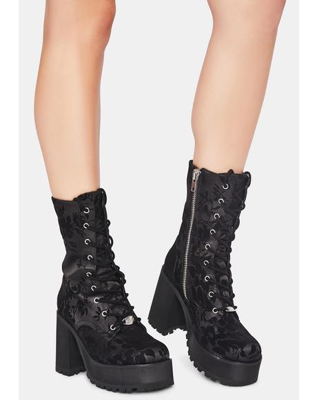 Teen Spirit Platform Boots