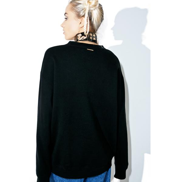 Dynasti Golden Dragon Pearl Sweatshirt