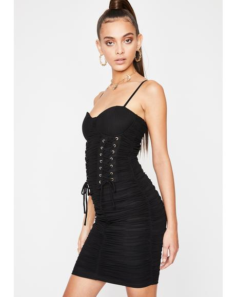 Night Lovely Soiree Corset Dress