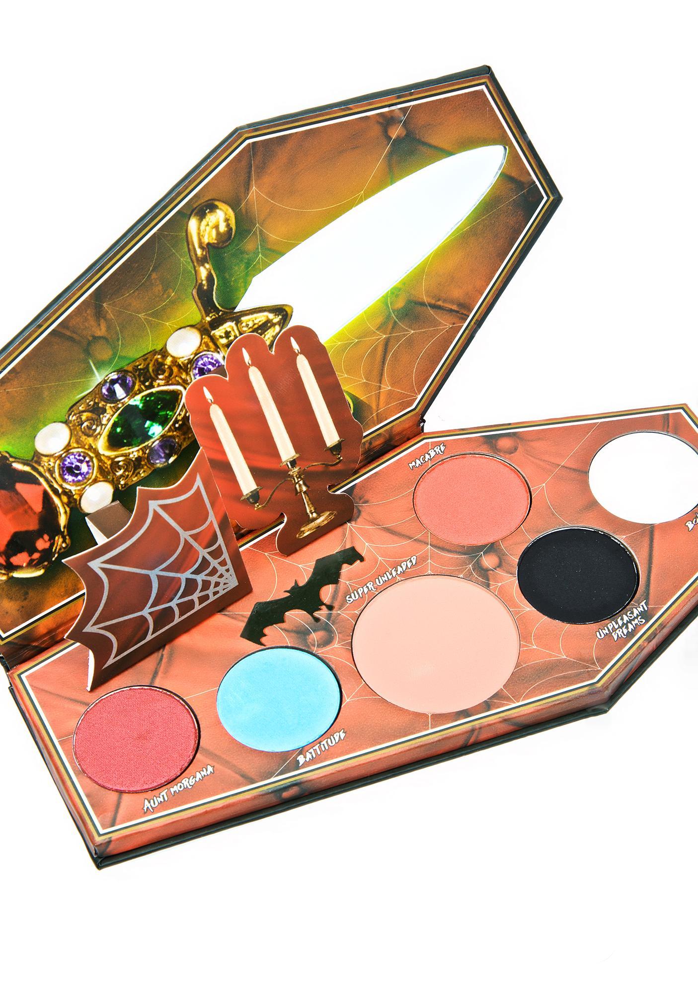 Lunatick Cosmetic Labs Elvira Palette