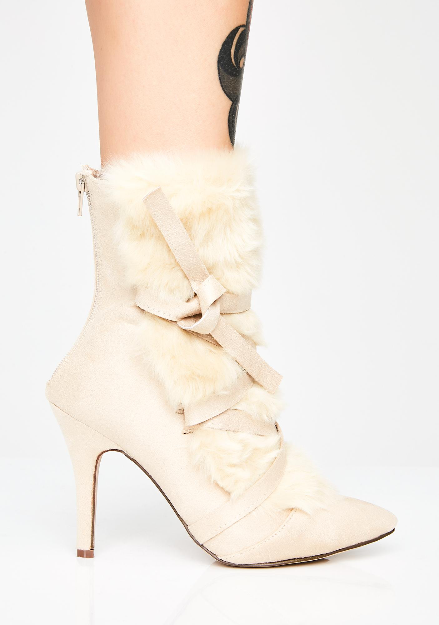 Cozied Up Ankle Booties