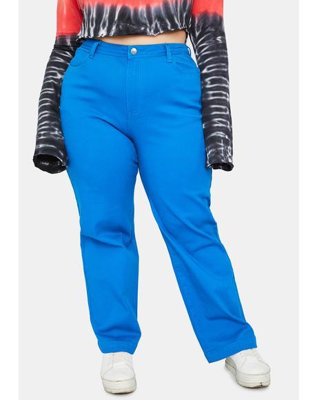 Truly Frozen Over Carpenter Pants