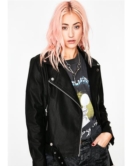 Low Rider Moto Jacket