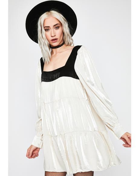 I Want Fabulous Mini Dress