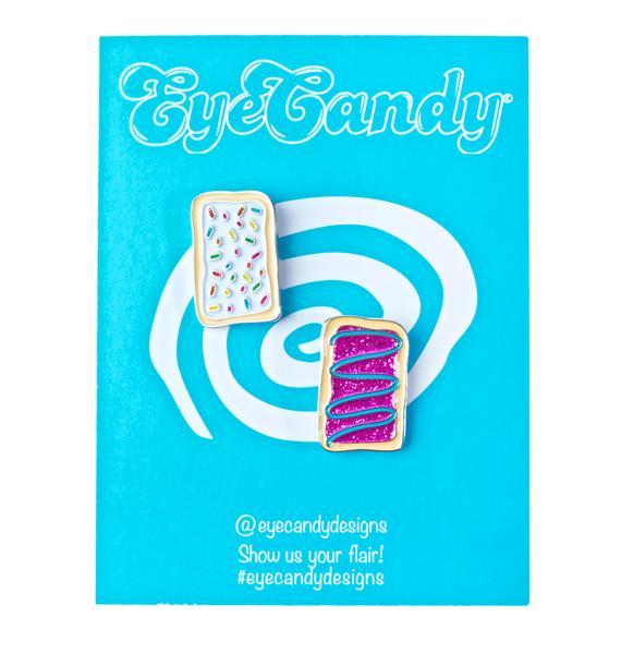 Eye Candy Designs Pop Tart Pin Set
