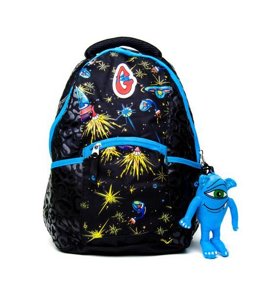 Grawzulz Alien Adventure Backpack