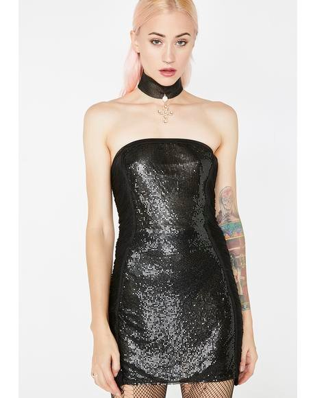 Dark Temptations Chainmail Dress