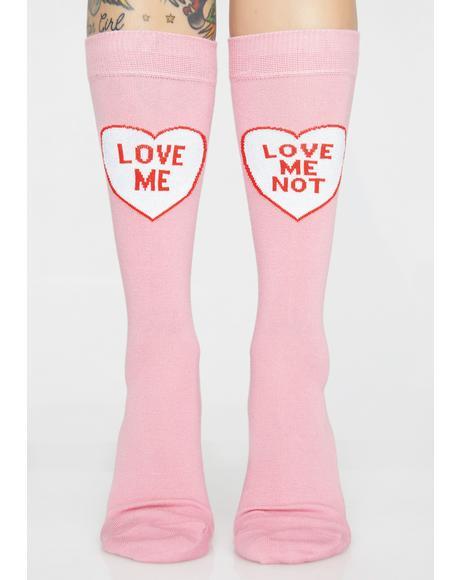 Sweet Heart Socks