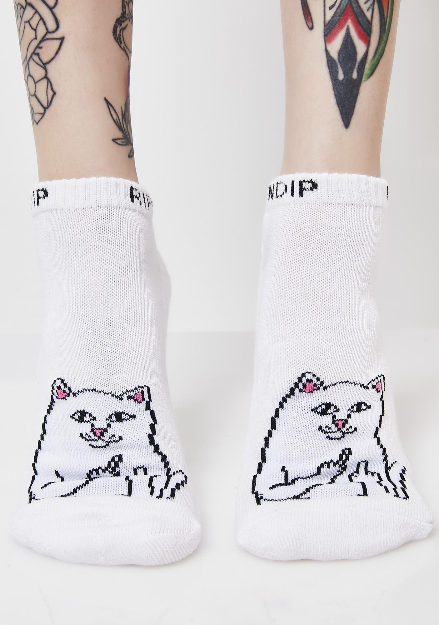 RIPNDIP Pure Lord Nermal Ankle Socks