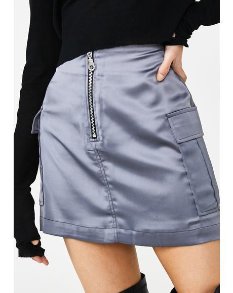 Saga Mini Skirt