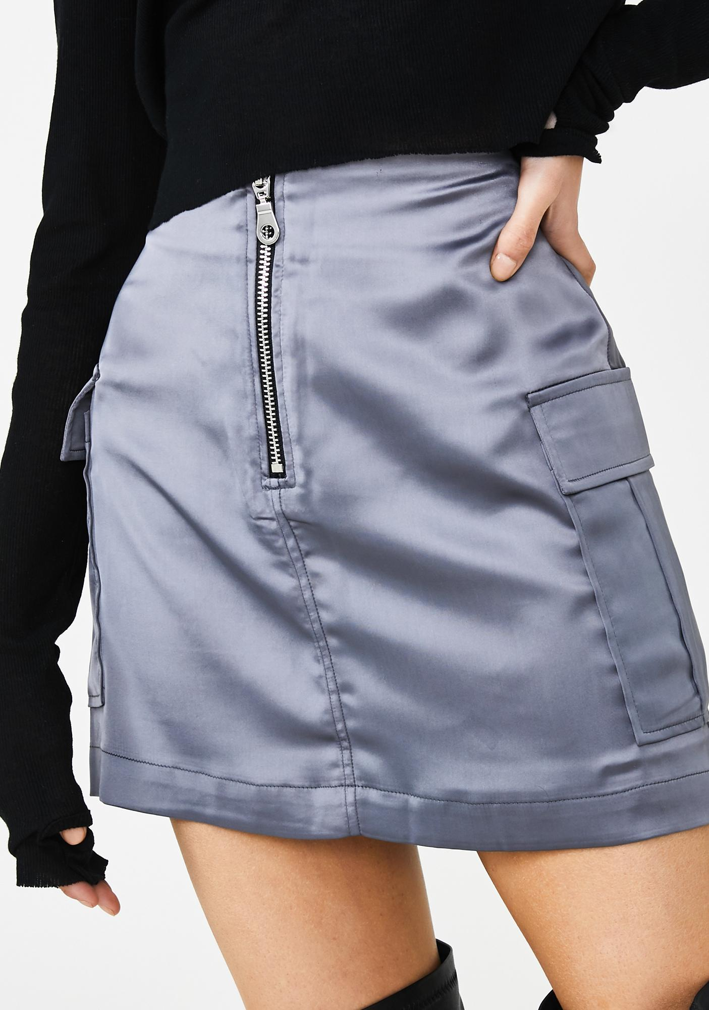 The Ragged Priest Saga Mini Skirt