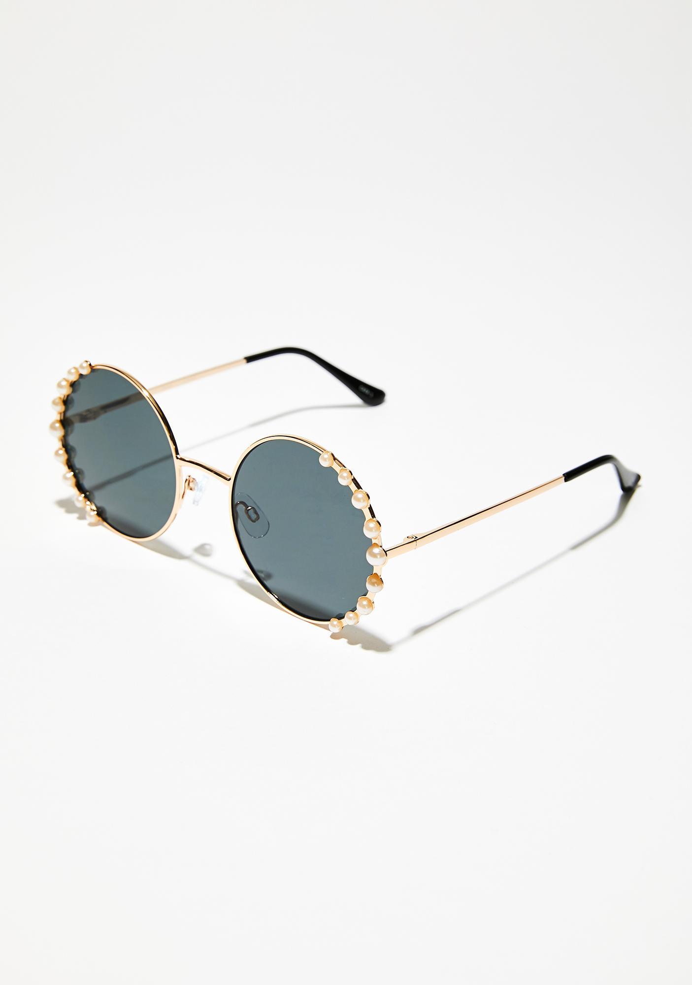 Feelin' Fancy Pearl Sunglasses