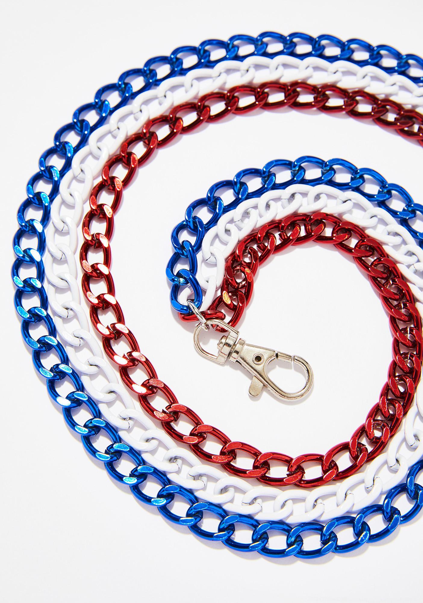 Make America Hyphy Again Pocket Chain