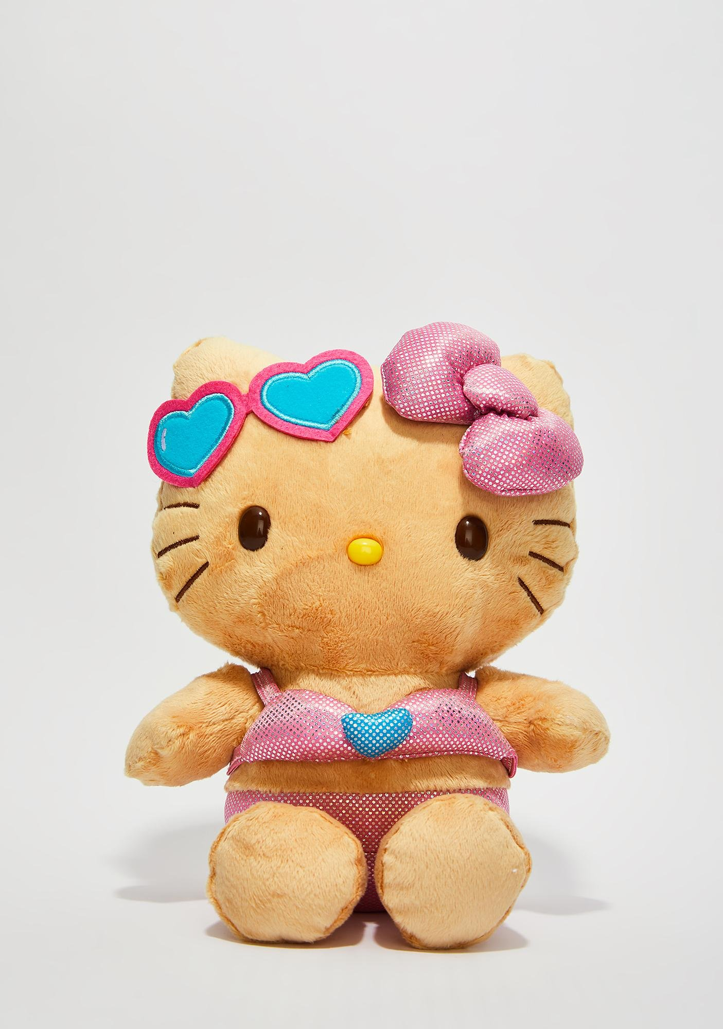 Sanrio Beach Hello Kitty Plush