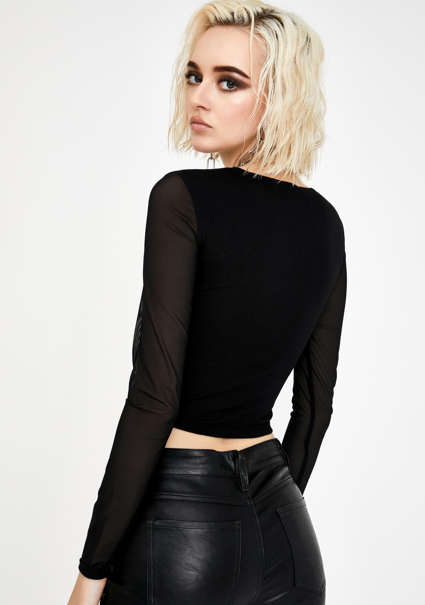 Kiki Riki Elite Encore Crop Top