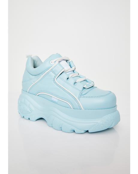 Sky Classic Low Leather Sneakers