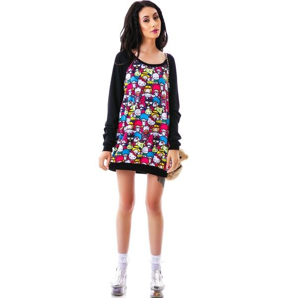 Japan L.A. Japan L.A. x Sanrio Friends Jumper