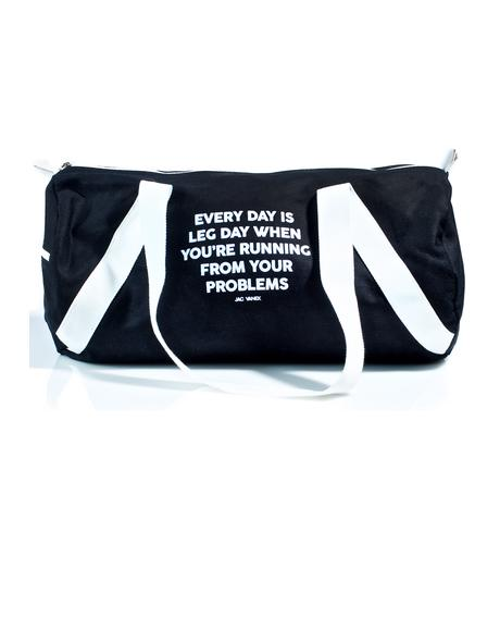 Leg Day Duffle Bag