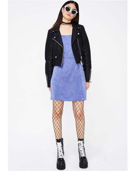 Sky's The Limit Mini Dress