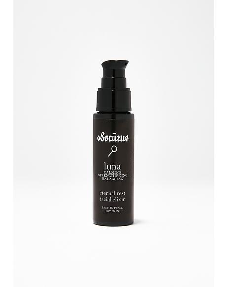 Luna Eternal Rest Facial Elixir- Dry Skin