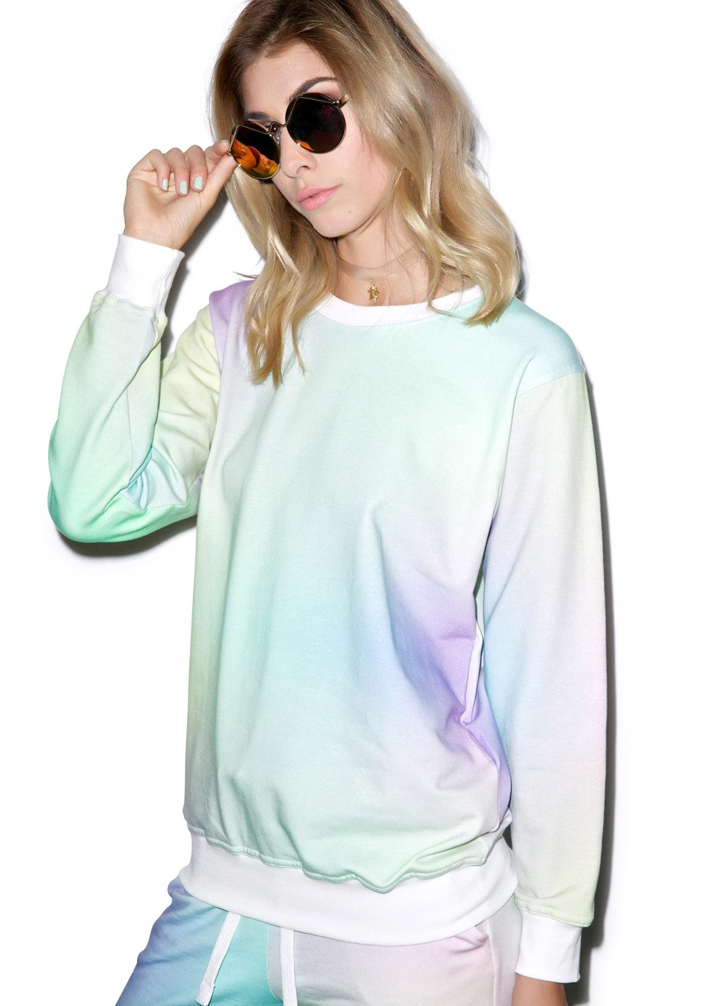 Local Heroes Rainbow Sweatshirt