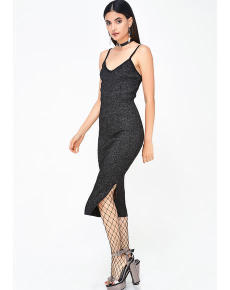 No Shame Midi Dress