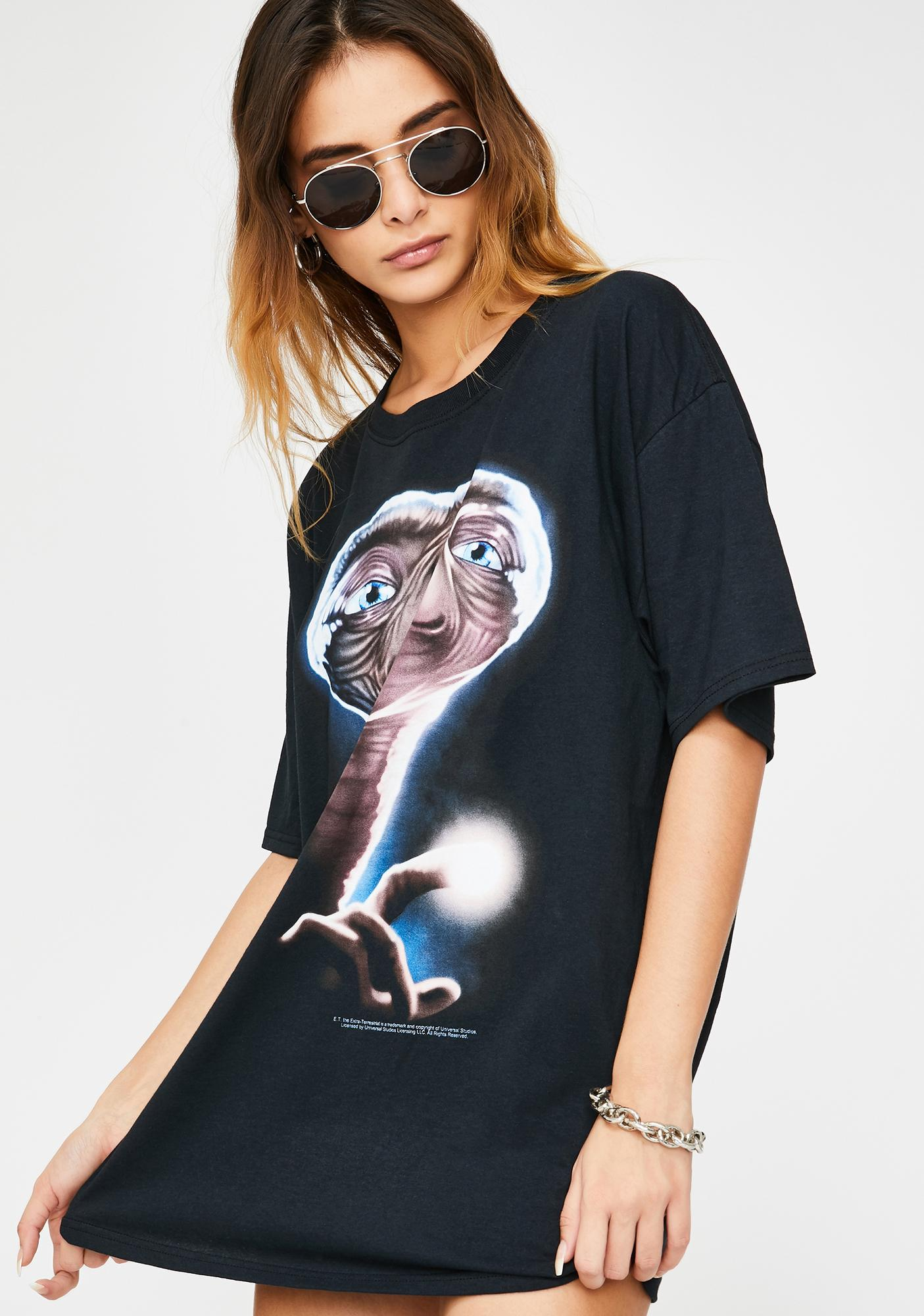 Phone Home Graphic Tee