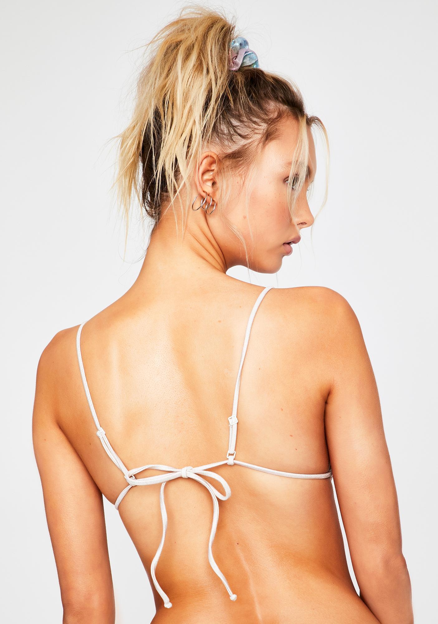 Minimale Animale Ecstasy Prism Sacred Bikini Top