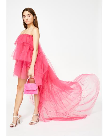 Ballerina Gone Bad Tulle Dress