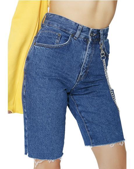 Tucker Denim Shorts