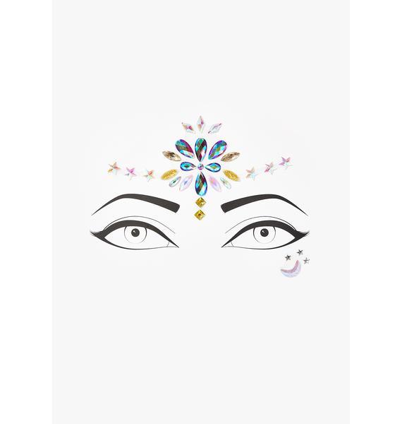 Artemis Face Gems
